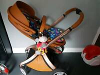 Hot mom travel system for sale