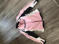 Ladies Medium Motorbike jacket