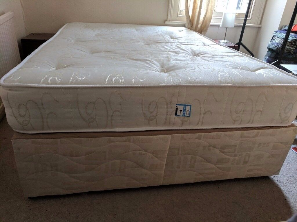 Divan Bed Frame - Double Bed