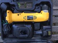 DeWalt Cordless Angled Drill 12V