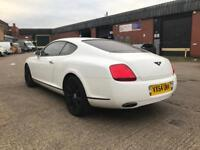 Bentley continental GT 2004 fully loaded