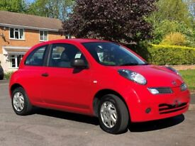 Nissan Micra 2010 - Visia 1.2 Ideal first car, reliable, low insurance