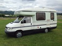 VW GATCOMBE AUTOSLEEPER 2.5TDI AUTOMATIC-51000 MILES-19 SERVICE STAMPS-HAB CHECK