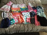 Children's 1.5-2 years girls summer clothes bundle