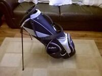 GOLF BAG IN VERY GOOD CONDITION