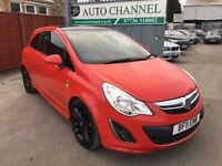 Vauxhall Corsa 1.2 i 16v Limited Edition 3dr (a/c)£3,985 p/x welcome 1 YEAR FREE WARRANTY. NEW MOT