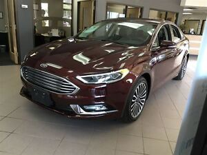 2017 Ford Fusion SE/LEATHER/SUNROOF/NAV