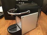 Nespresso Coffee Machine - as new