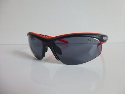 Originales Gafas de Sol Cristales de Ciclismo PUMA PU 14706 BK