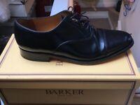 Men's Barker dress shoes