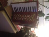 stella accordian ideal beginners great condition with bag