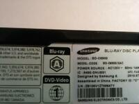 Samsung blue ray player 3D