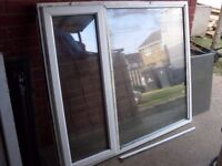 upvc window ideal for shed or garage