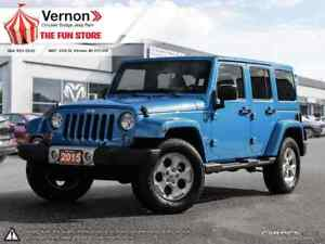 2015 JEEP WRANGER UNLIMITED