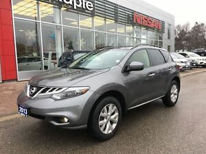 2013 Nissan Murano SL AWD--1.9% FINANCING AVAILABLE, LEATHER,ROO