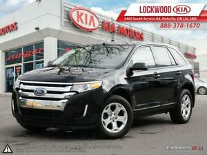2014 Ford Edge SEL - V6, AWD, LEATHER, NAVIGATION