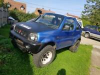 Suzuki jimny offroader