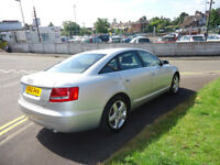 2006 AUDI A6 SE TDI 82K MILEAGE COME WITH 12 MONTHS MOT AND 3 MONTHS NATIONWI...