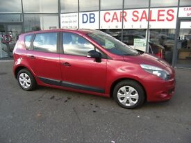 2010 10 RENAULT SCENIC 1.6 EXTREME VVT 5d 109 BHP **** GUARANTEED FINANCE **** PART EX WELCOME