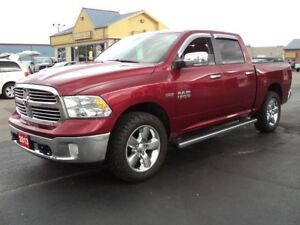 2013 RAM 1500 Big Horn CrewCab 4X4 Hemi 5ft Box