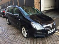 2007 VAUXHALL ZAFIRA 1.9 CDTI MANUAL 7 SEATER STARTS AND DRIVES PERFECT VERY RELIABLE ENGINE BARGAIN