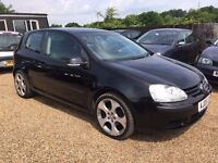 VOLKSWAGEN GOLF 1.4 HATCHBACK 3DR 2005 *IDEAL FIRST CAR* CHEAP INSURANCE *HPI CLEAR