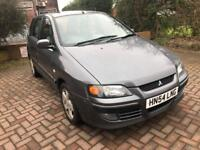 Mitsubishi SPACE STAR 52000 miles only auto mint condition
