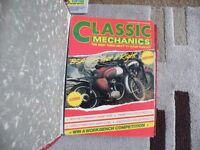 "CLASSIC MECHANICS MAGAZINE ""FREE"""