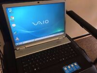Sony Vaio with Bluetooth, Webcam, HDMI up for Sale