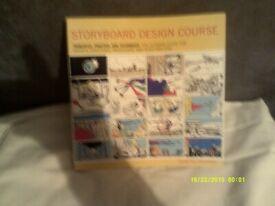 STORY BOARD DESIGN COURSE - NEW BOOK