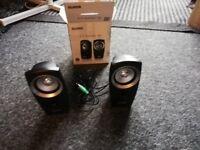 Sweet speaker set