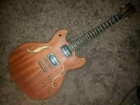 Washburn HB32 Hollow Body Guitar