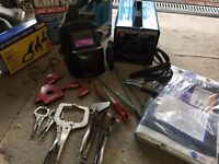 CLARKE - Large ARC Welding Bundle - All NEW