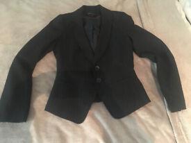 Black suit for woman