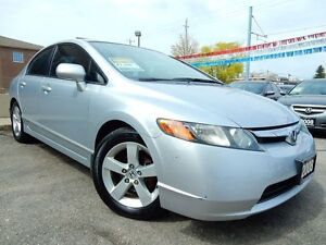2008 Honda Civic EX-L | LEATHER.ROOF | NO ACCIDENTS