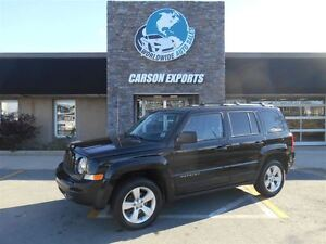 2012 Jeep Patriot LIMITED 4x4 LOOK! FINANCING AVAILABLE!