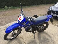 Well Looked after Yamaha XT125R used as a run-about, very reliable