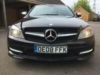 2008 MERCEDES-BENZ C CLASS 1.8 C200 COMPRESSOR SPORT 4DR MANUAL