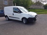 2011 FIAT DOBLO 1.3 CDTI , 1 YEAR MOT , SERVICE HISTORY , NEW CLUTCH AND JUST SERVICED