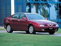 Alfa Romeo 166 ONE Alloy Wheel