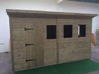 North Street Sheds Ltd We supply and deliver custom made sheds/summerhouses