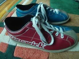 Brunswick Ten Pin Bowling Shoes. Size 8 (42).