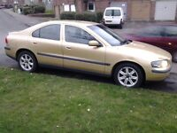 Spares or Repairs.!! A much loved Volvo s60 T Auto., Used daily untill Jan.17. Spares or Repairs..!!