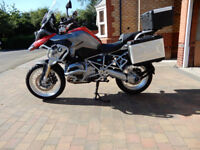 BMW GS1200Lc TE for sale. Reluctant sale due to health reasons.