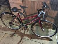 Dawes Discovery 201 Ladies Hybrid Bike. Lovely Condition, Fully Serviced, Free D-Lock & Delivery