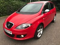 2005 seat altea 2.0 tdi SPORT 140BHP 6 SPEED great runner golf plus leon a3