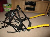 Rear Mount Bicycle Carrier for Two Bicycles (for car)