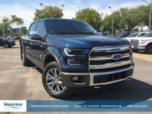 """2016 Ford F-150 King Ranch SuperCrew 145"""""""