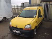 Renault Kangoo diesel 2003 year - Parts Available