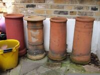 Various CHIMNEY POTS for SALE